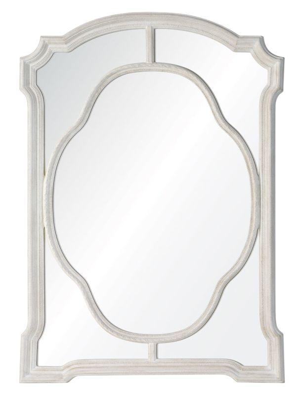 "Cooper Classics 41078 Clove 49"" X 35.5"" Mirror Textured Chalky Home"