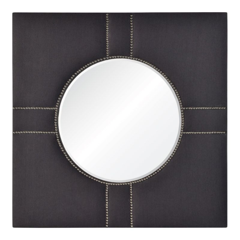 "Cooper Classics 41083 Sansa 42"" X 42"" Mirror Grey Home Decor Lighting"