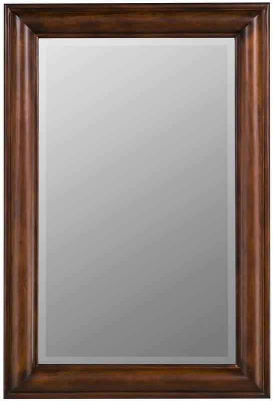 "Cooper Classics 5793 Julia Rectangle 36"" X 24"" Wall Mirror Vineyard"