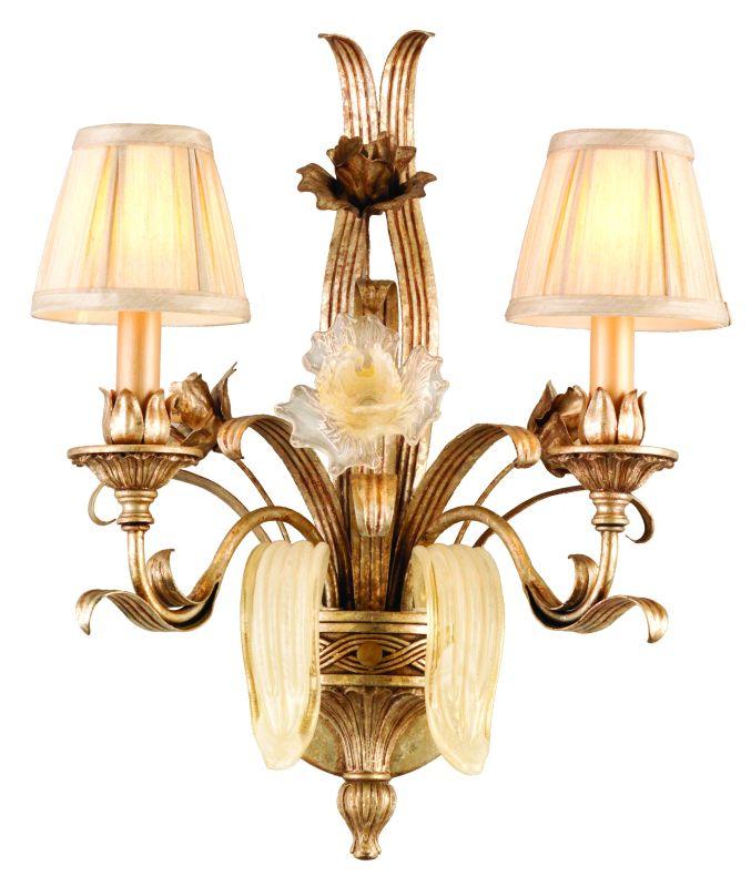 Corbett Lighting 49-12 Wall Sconce from the Tivoli Collection Tivoli