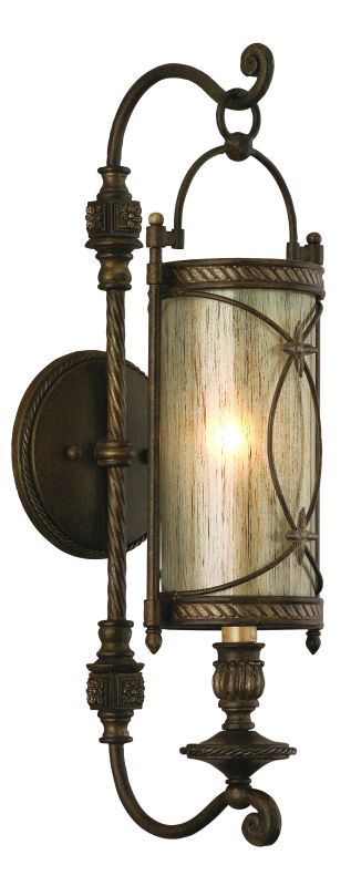 Corbett Lighting 67-11 St. Mortiz 1 Light Lantern Wall Sconce Moritz
