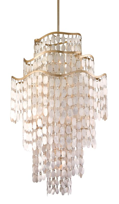 Corbett Lighting 109-719 Dolce 19 Light Chandelier with Hand Crafted Sale $5692.00 ITEM: bci1356858 ID#:109-719 UPC: 782042971905 :