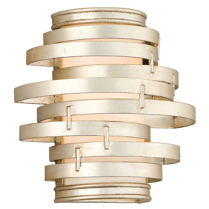 Corbett Lighting 128-11 Vertigo 1 Light Modern Wall Sconce with Hand Sale $344.00 ITEM: bci1356979 ID#:128-11 UPC: 782042750524 :