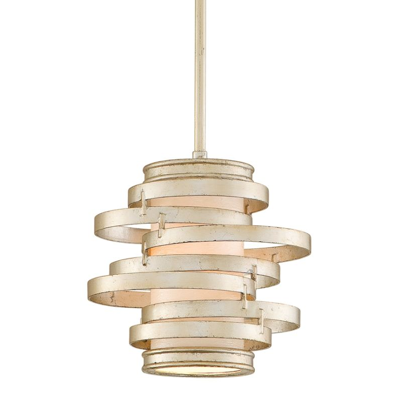 Corbett Lighting 128-41 Vertigo 1 Light Modern Pendant with Hand Sale $618.00 ITEM: bci1356980 ID#:128-41 UPC: 782042750531 :