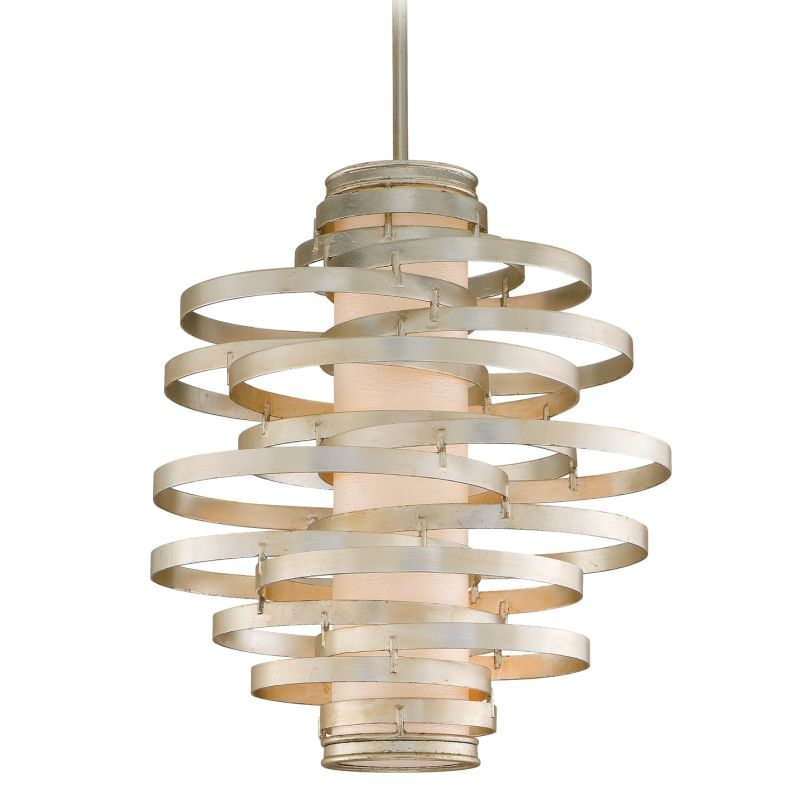 Corbett Lighting 128-43 Vertigo 3 Light Modern Pendant with Hand Sale $1560.00 ITEM: bci1356982 ID#:128-43 UPC: 782042750555 :