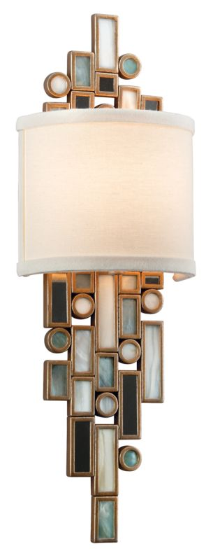 Corbett Lighting 150-11 Dolcetti 1 Light Wall Sconce with Hand Crafted