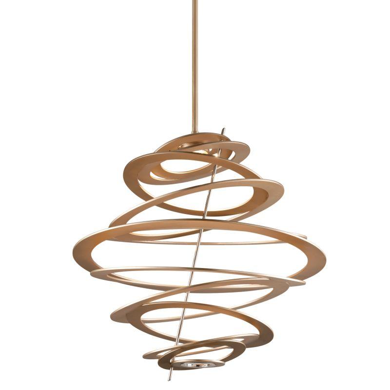 Corbett Lighting 165-44 Spellbound LED Modern Pendant with Hand