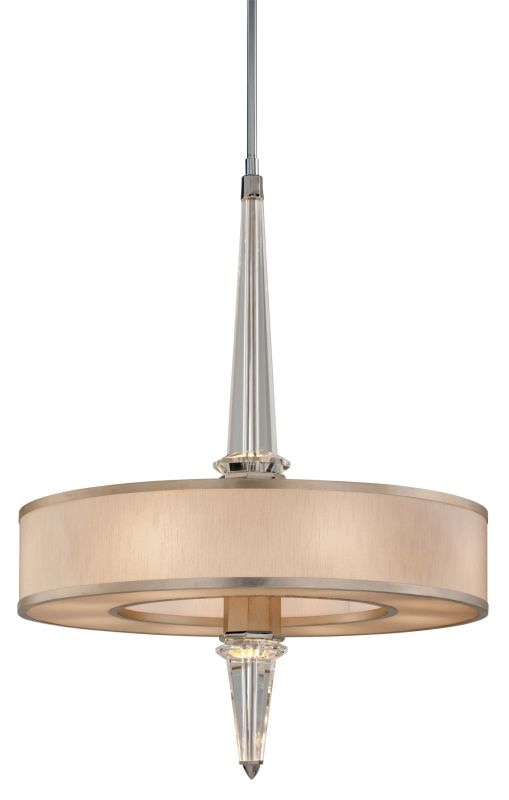 Corbett Lighting 166-48 Harlow 8 Light Drum Pendant with Hand Crafted Sale $3108.00 ITEM: bci2354987 ID#:166-48 UPC: 782042796744 :