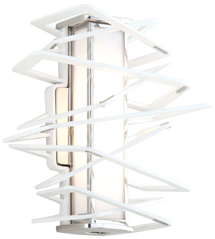 Corbett Lighting 185-11 Tantrum 8 Light LED Wall Sconce with