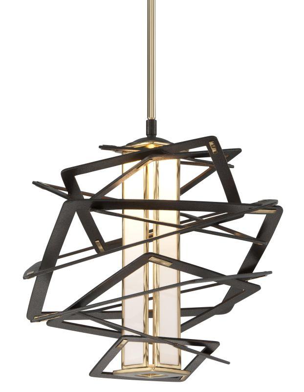 Corbett Lighting 186-41 Tantrum 1 Light LED Pendant with Hand-Crafted