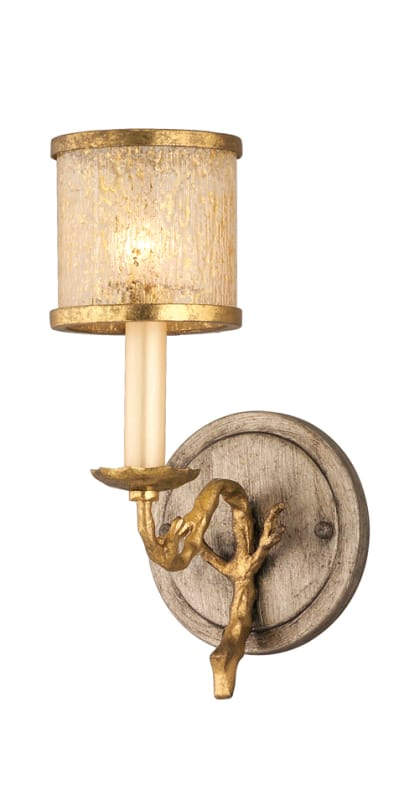 Corbett Lighting 66-61 Single Light Wall Sconce from the Parc Royale