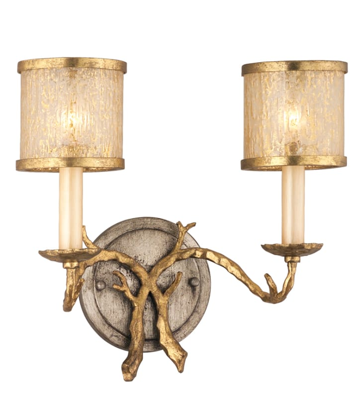 Corbett Lighting 66-62 2 Light Wall Sconce from the Parc Royale Sale $556.00 ITEM: bci2161341 ID#:66-62 UPC: 782043000000 :