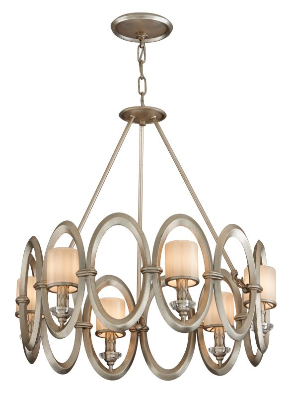 Corbett Lighting 134-46 6 Light Hand Crafted Iron Ring Pendant with Sale $1444.00 ITEM: bci1752778 ID#:134-46 UPC: 782042765672 :