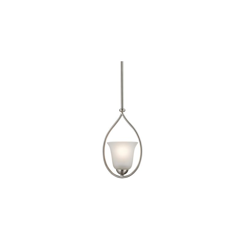 Cornerstone Lighting 1201PS Conway 1 Light Mini Pendant with Frosted