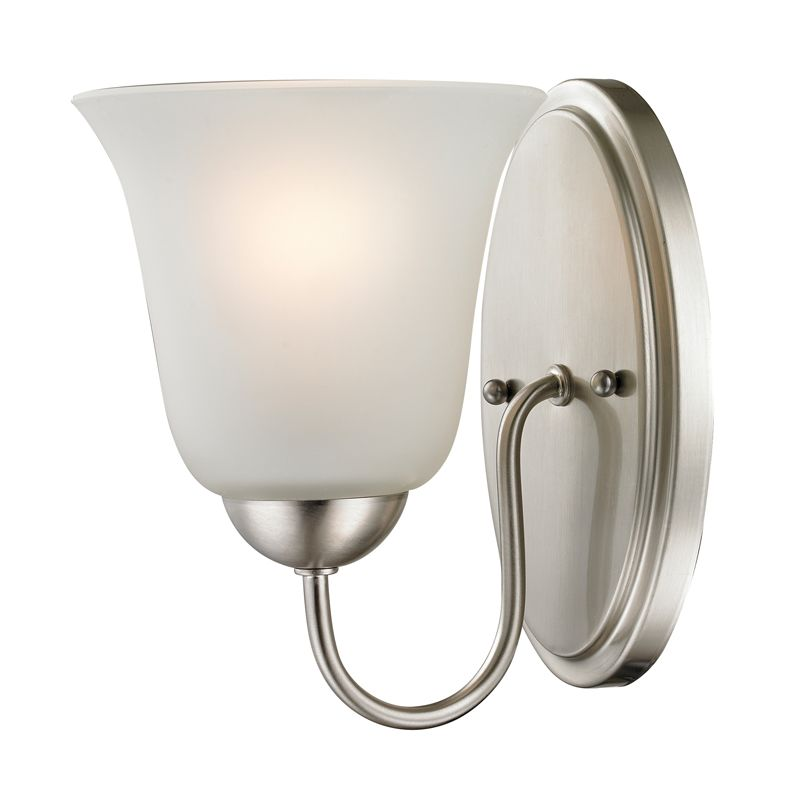 Cornerstone Lighting 1201WS Conway 1 Light Bathroom Sconce with