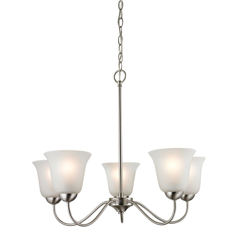 Cornerstone Lighting 1205CH Conway 5 Light 1 Tier Chandelier with