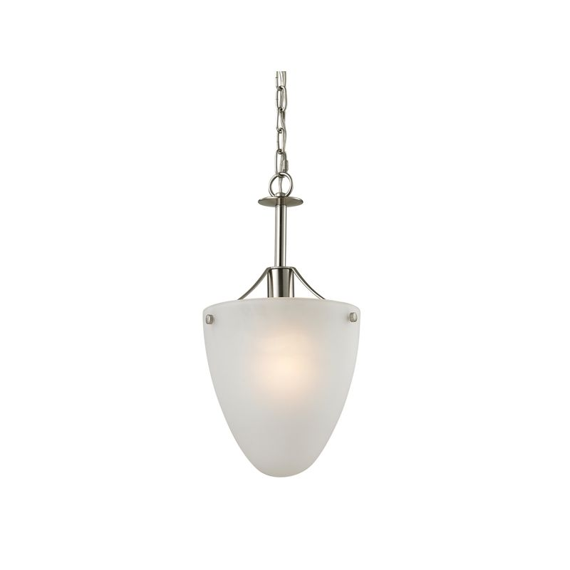 Cornerstone Lighting 1301CS Jackson 1 Light Urn Pendant with Frosted Sale $138.00 ITEM: bci2269590 ID#:1301CS/20 UPC: 830335022213 :