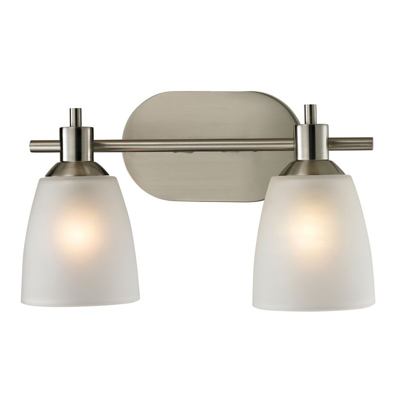 Cornerstone Lighting 1302BB Jackson 2 Light Bathroom Vanity Light with Sale $90.00 ITEM: bci2269592 ID#:1302BB/20 UPC: 830335022237 :