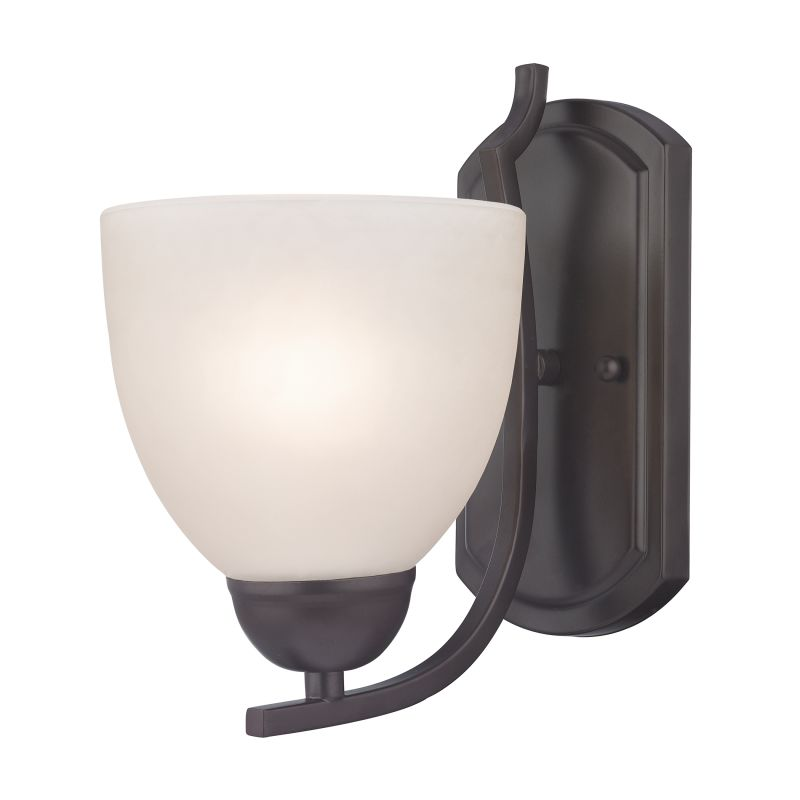 Cornerstone Lighting 1451WS Kingston 1 Light Wall Sconce Oil Rubbed Sale $50.00 ITEM: bci2673825 ID#:1451WS/10 UPC: 748119076898 :