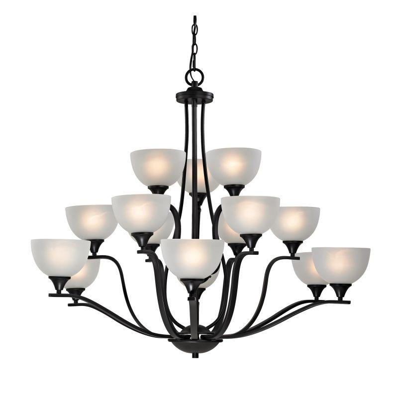 Cornerstone Lighting 2115CH Bristol Lane 15 Light 3 Tier Shaded Sale $998.00 ITEM: bci2673873 ID#:2115CH/10 UPC: 748119075525 :