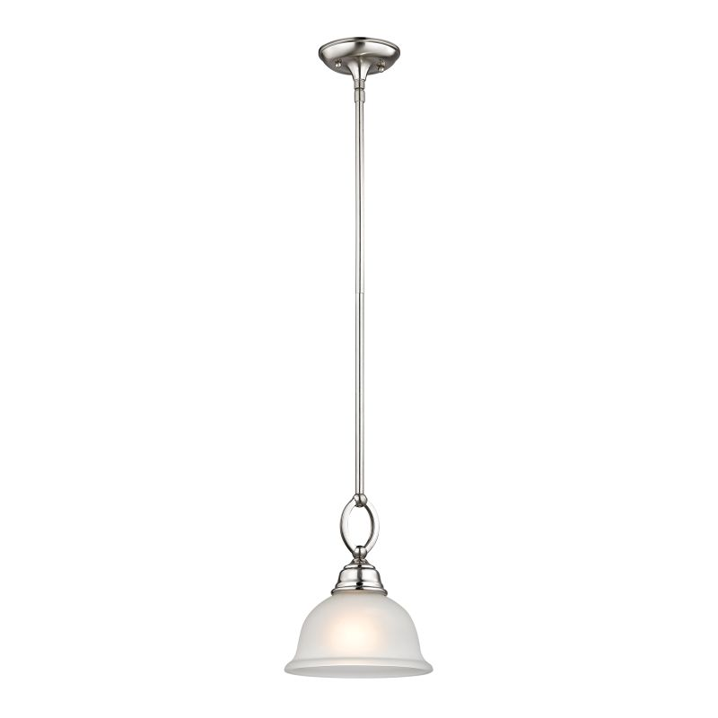Cornerstone Lighting 2301PS Hamilton 1 Light Mini Pendant Brushed Sale $98.00 ITEM: bci2673889 ID#:2301PS/20 UPC: 748119075846 :