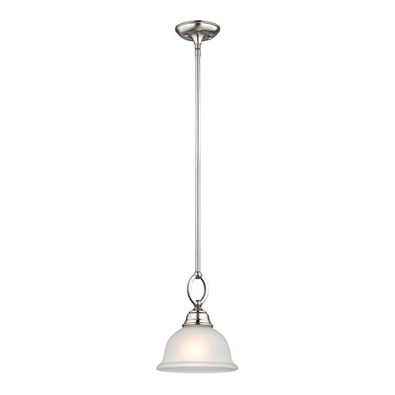 Cornerstone Lighting 2301PS Hamilton 1 Light Mini Pendant Brushed Sale $98.00 ITEM: bci2673889 ID#:2301PS/20 UPC: 748119075846 :