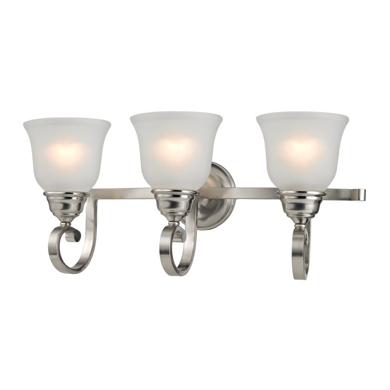 Cornerstone Lighting 2303BB Hamilton 3 Light Vanity Light Brushed Sale $150.00 ITEM: bci2673893 ID#:2303BB/20 UPC: 748119075761 :