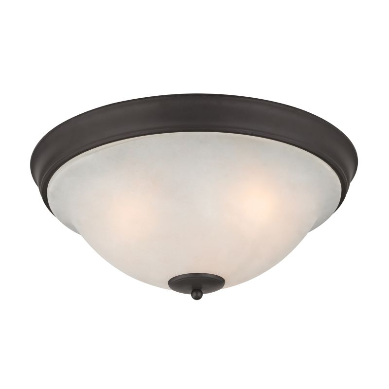Cornerstone Lighting 2303FM Hamilton 3 Light Flush Mount Ceiling Sale $158.00 ITEM: bci2673896 ID#:2303FM/10 UPC: 748119075914 :