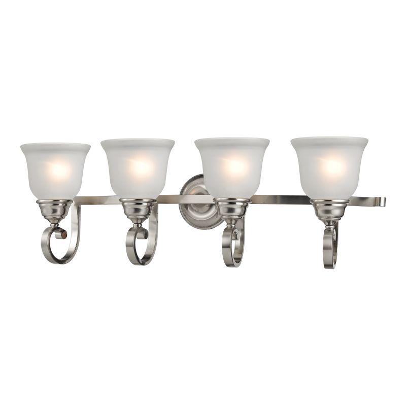 Cornerstone Lighting 2304BB Hamilton 4 Light Vanity Light Brushed Sale $178.00 ITEM: bci2673899 ID#:2304BB/20 UPC: 748119075785 :