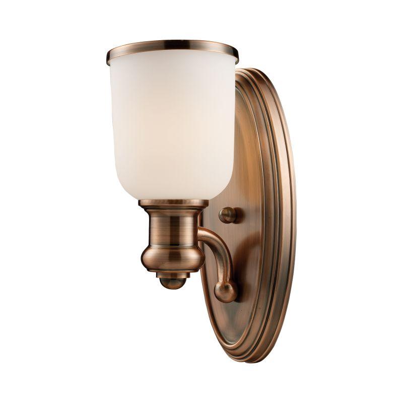 Cornerstone Lighting 2701WS Brooksdale 1 Light Wall Sconce Antique Sale $102.00 ITEM: bci2673919 ID#:2701WS/19 UPC: 748119078861 :