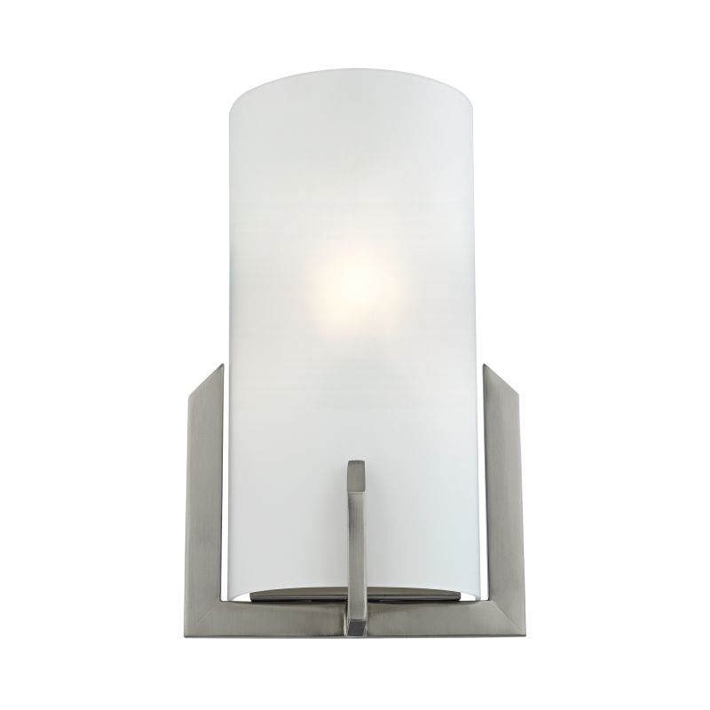 Cornerstone Lighting 5111WS 1 Light ADA Compliant Wall Sconce Brushed Sale $78.00 ITEM: bci2673934 ID#:5111WS/20 UPC: 748119076324 :