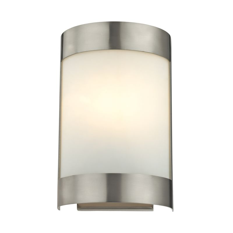Cornerstone Lighting 5181WS 1 Light ADA Compliant Wall Sconce Brushed Sale $78.00 ITEM: bci2673943 ID#:5181WS/20 UPC: 748119076409 :