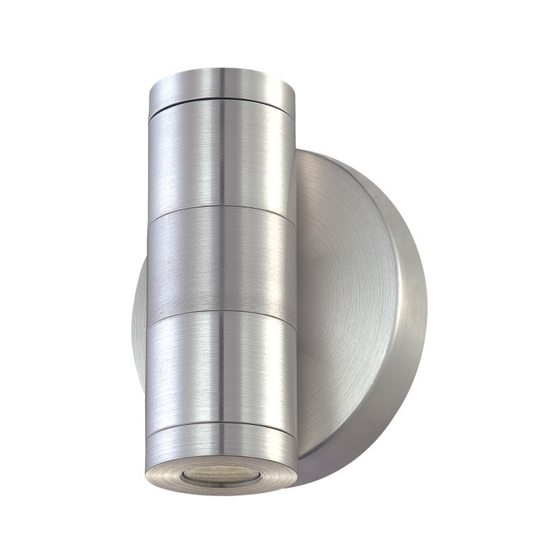 Cornerstone Lighting 5232WS 2 Light LED Wall Sconce Brushed Aluminum Sale $178.00 ITEM: bci2673946 ID#:5232WS/29 UPC: 748119077666 :
