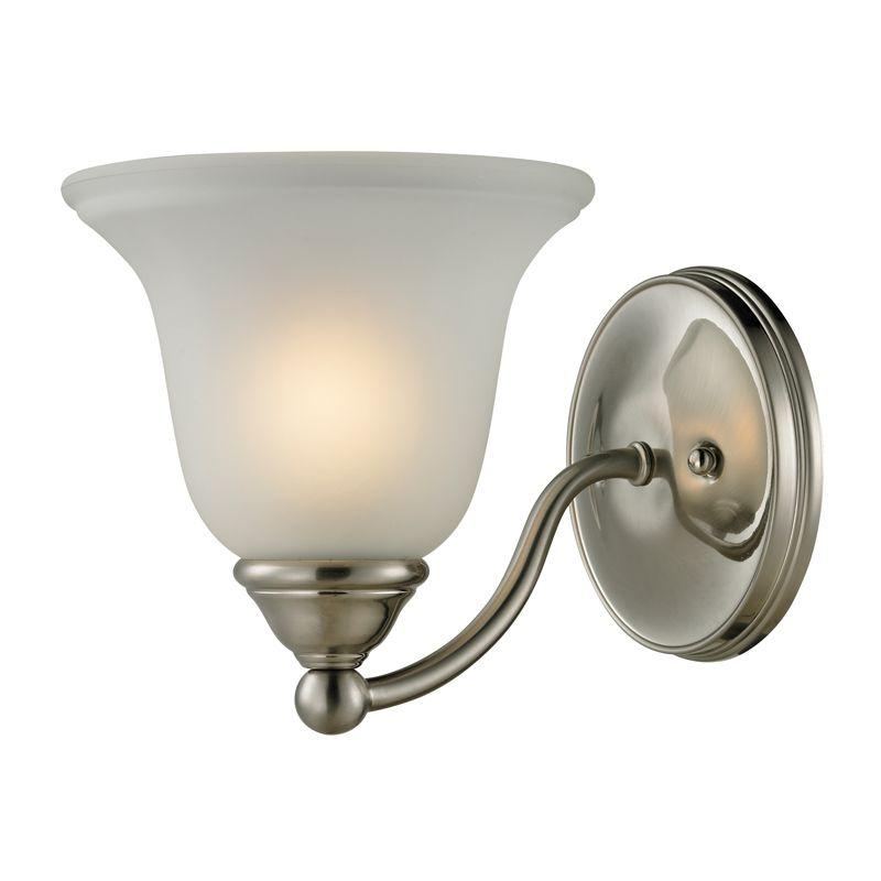 Cornerstone Lighting 5501BB Shelburne 1 Light Bathroom Sconce with