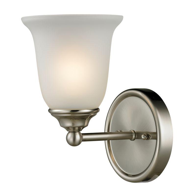 Cornerstone Lighting 5601BB Sudbury 1 Light Bathroom Sconce with
