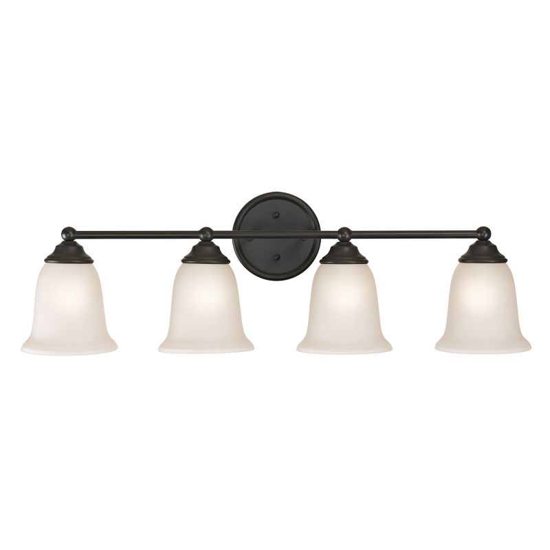 Cornerstone Lighting 5654BB Sudbury 4 Light Vanity Strip Oil Rubbed Sale $150.00 ITEM: bci2673965 ID#:5654BB/10 UPC: 748119077000 :