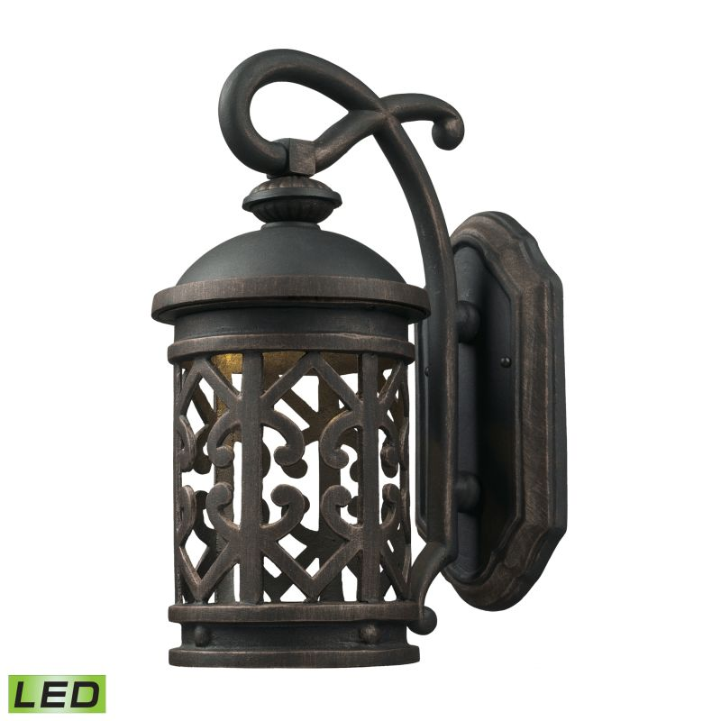 Cornerstone Lighting 7201EW/LED Tuscany Coast 1 Light LED Outdoor Wall Sale $278.00 ITEM: bci2673995 ID#:7201EW/71-LED UPC: 748119079202 :