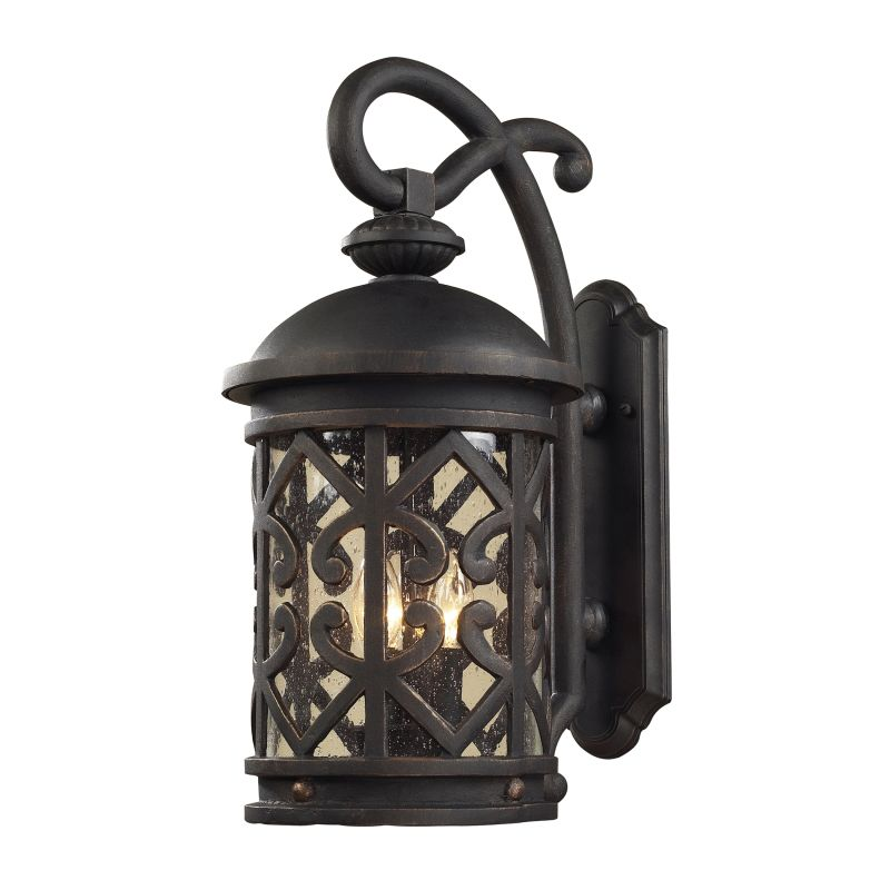 Cornerstone Lighting 7202EW Tuscany Coast 2 Light Outdoor Wall Sconce Sale $328.00 ITEM: bci2673997 ID#:7202EW/71 UPC: 748119079158 :