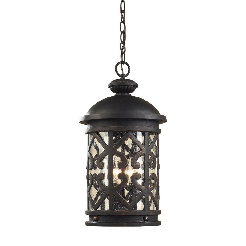 Cornerstone Lighting 7203EH Tuscany Coast 3 Light Full Sized Outdoor