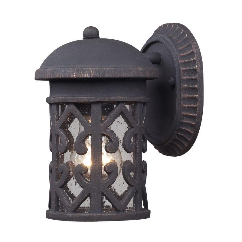 Cornerstone Lighting 7211EW Tuscany Coast 1 Light Outdoor Wall Sconce Sale $146.00 ITEM: bci2674000 ID#:7211EW/71 UPC: 748119079196 :