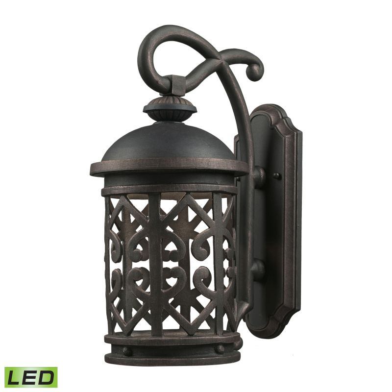 Cornerstone Lighting 7221EW/LED Tuscany Coast 1 Light LED Outdoor Wall
