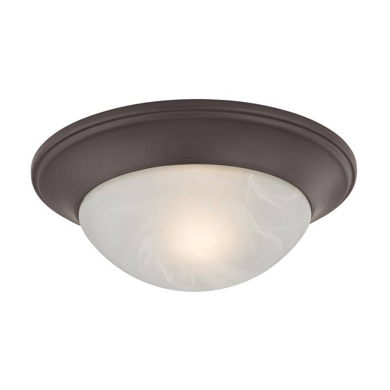 Cornerstone Lighting 7301FM 1 Light Flush Mount Ceiling Fixture Oil Sale $44.00 ITEM: bci2674006 ID#:7301FM/10 UPC: 748119076232 :
