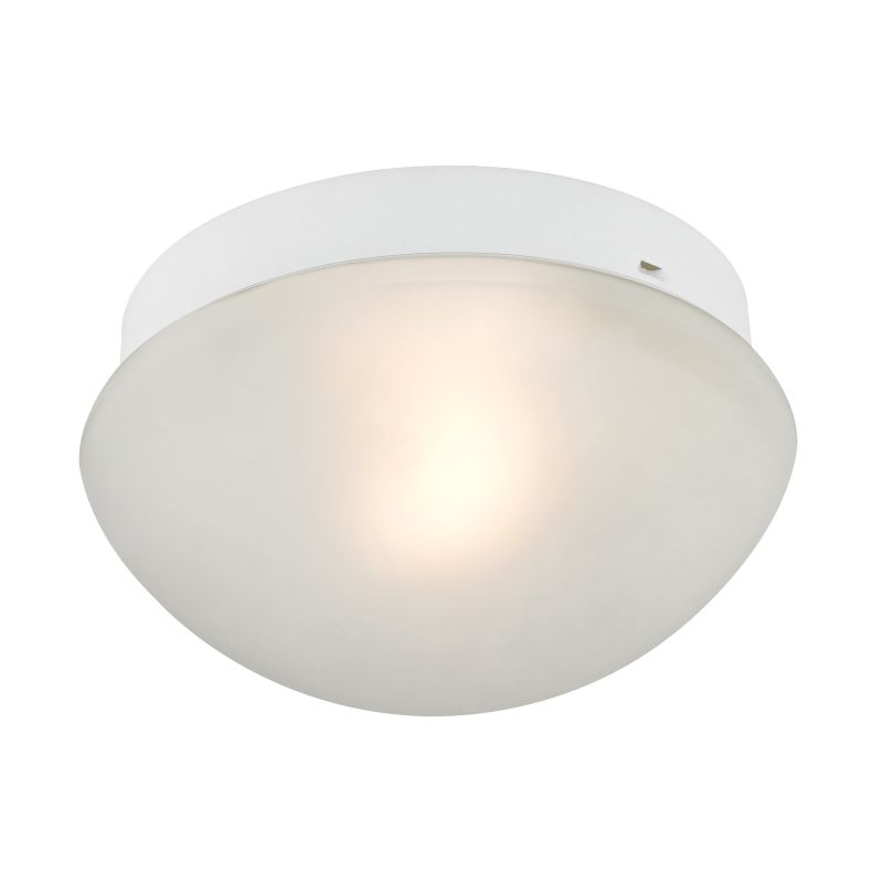 Cornerstone Lighting 7351FM 1 Light Flush Mount Ceiling Fixture White Sale $24.00 ITEM: bci2674014 ID#:7351FM/40 UPC: 748119076287 :