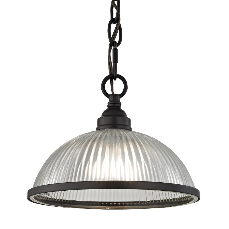 Cornerstone Lighting 7661PS Liberty Park 1 Light Mini Pendant Oil Sale $78.00 ITEM: bci2674019 ID#:7661PS/10 UPC: 748119076034 :