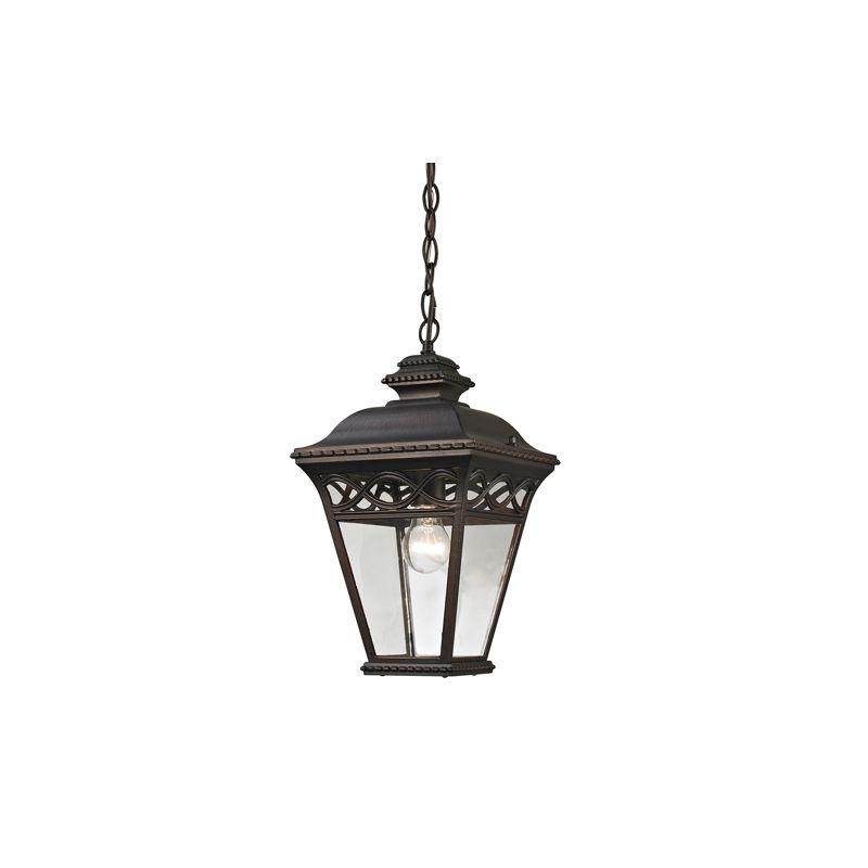 Cornerstone Lighting 8511EH Mendham 1 Light Outdoor Lantern Pendant