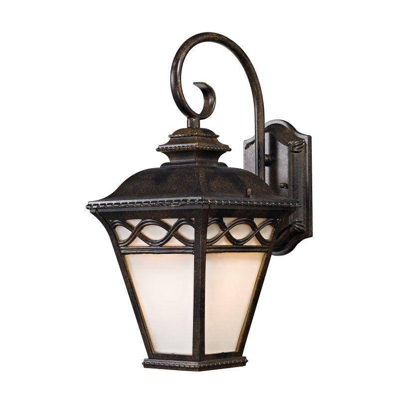 Cornerstone Lighting 8551EW Mendham 1 Light ADA Compliant Outdoor Wall