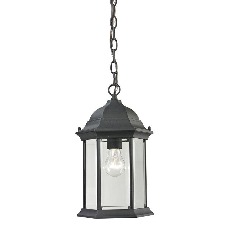 Cornerstone Lighting 8601EH Spring Lake 1 Light Outdoor Lantern