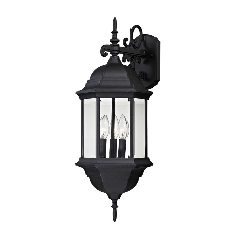 Cornerstone Lighting 8613EW Spring Lake 3 Light Outdoor Wall Sconce Sale $78.00 ITEM: bci2674064 ID#:8613EW/65 UPC: 748119076607 :