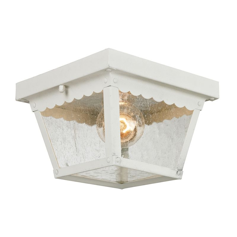 Cornerstone Lighting 9102EF Springfield 1 Light Outdoor Flush Mount