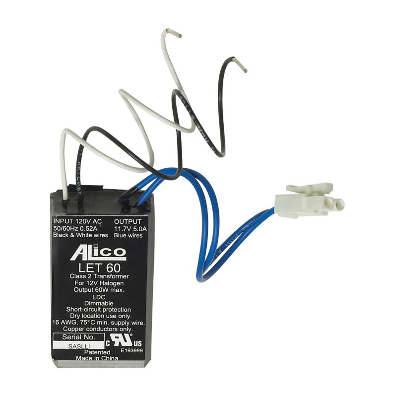 Cornerstone Lighting A004TX 12v Solid State Transformer for use with